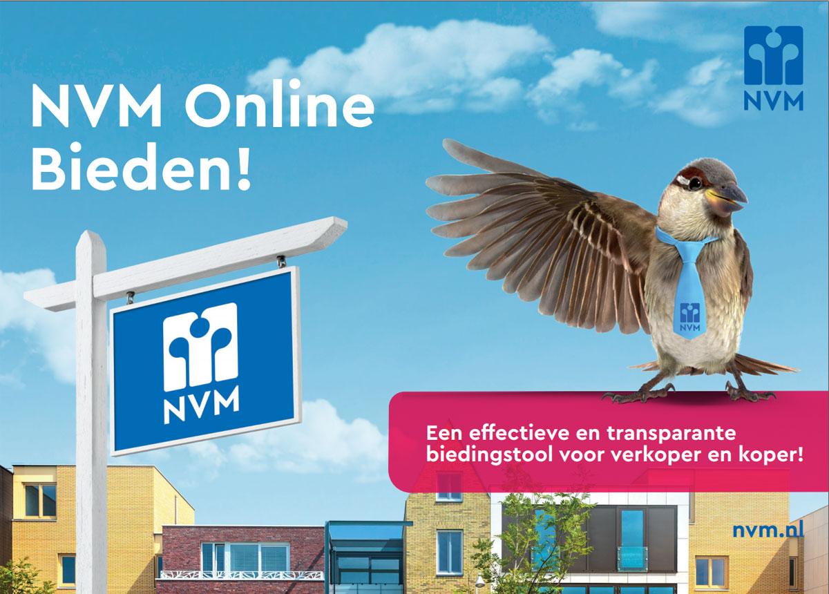 Maak gebruik van NVM Online Bieden Breda   Willems Makelaars